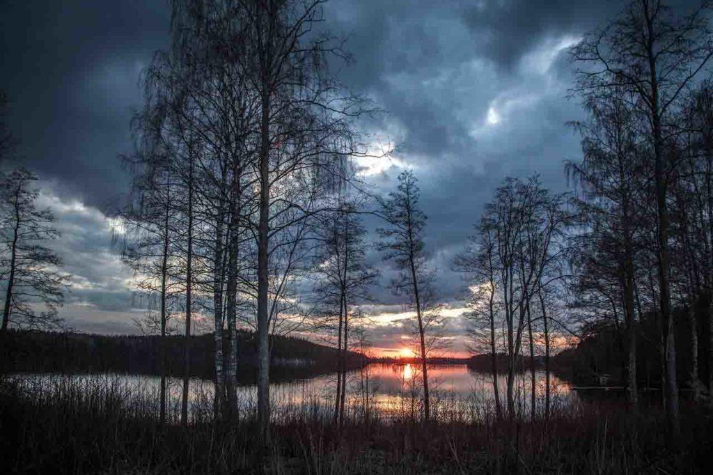 Romantikurlaub Finnland